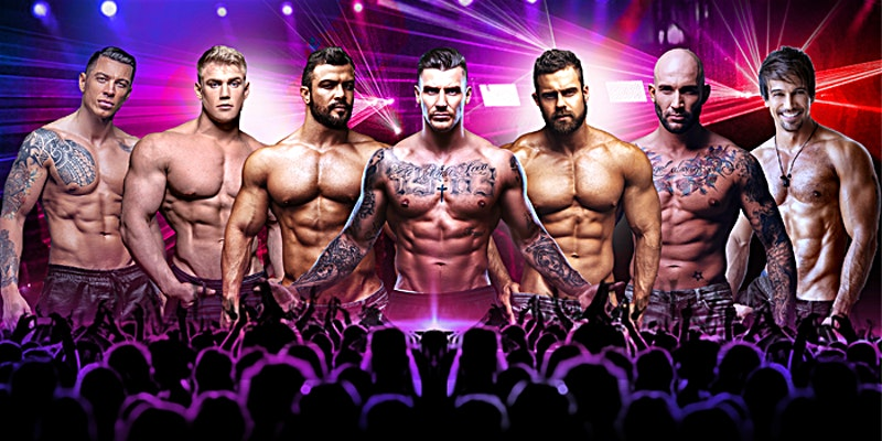 Enjoy A Mantastic Night Of Excitement & Fun By Attending Exhilarating GIRLS NIGHT OUT THE SHOW
