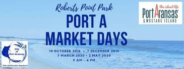 PORT A MARKET DAYS